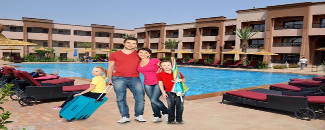 Hotel  Etoiles Marrakech Pas Cher
