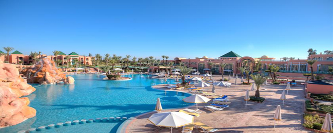 Reservez un hotel de luxe pas cher a marrakech ou agadir for Hotel marrakech pas cher avec piscine
