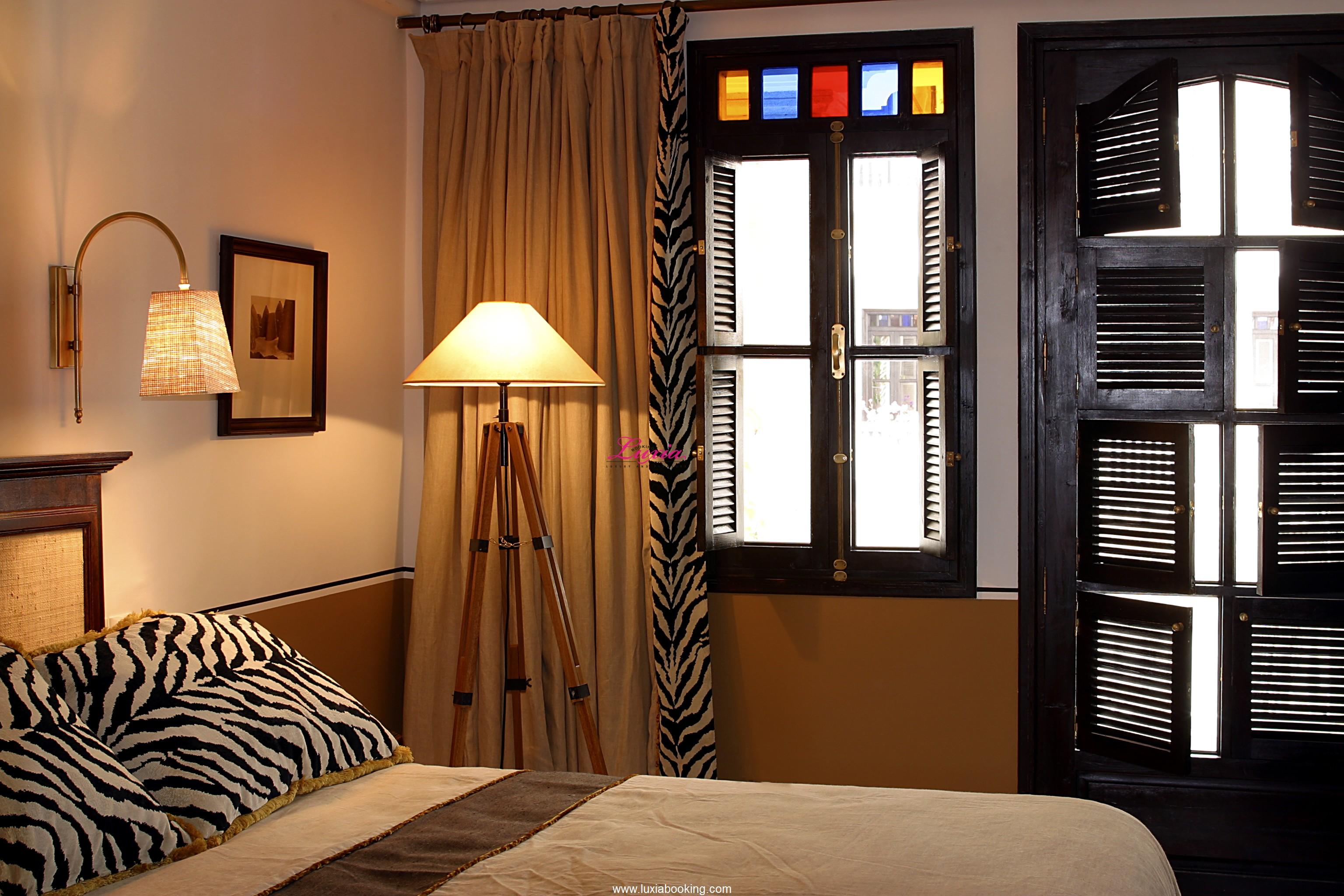 Palais heure bleue essaouira - Chambre style africain ...