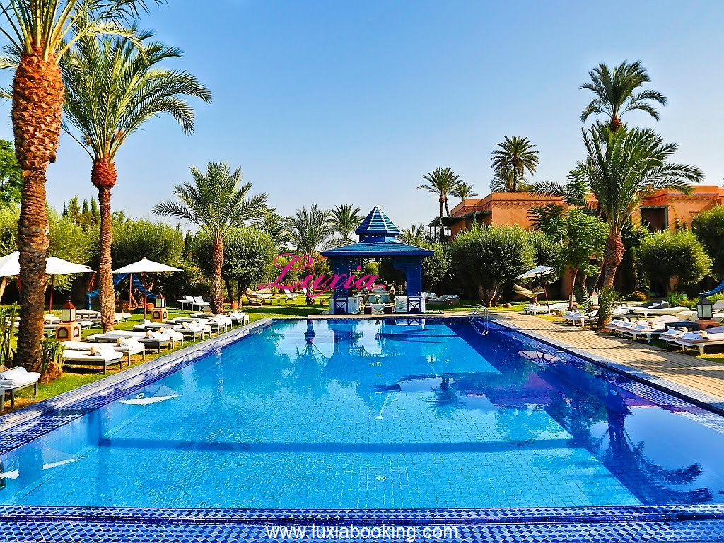 Les jardins d ines palmeraie marrakech for Hotels 5 etoiles marrakech