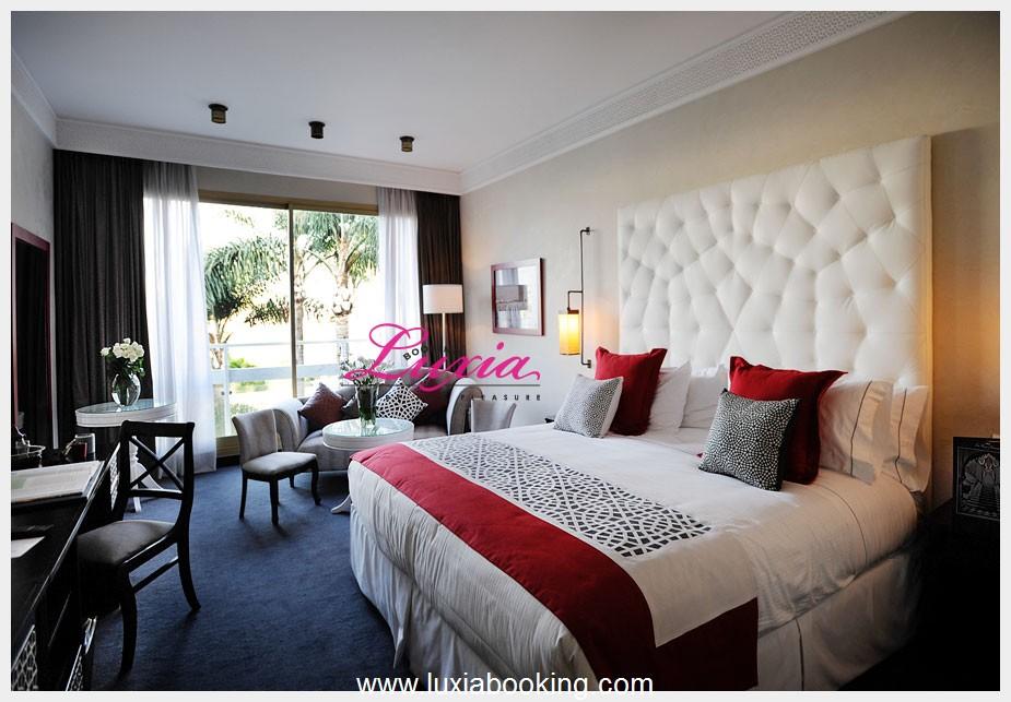 Hotel la tour hassan rabat - Grand lit double 200x200 ...