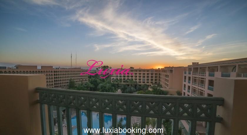 Hotel grand mogador menara spa marrakech for Hotels 5 etoiles marrakech
