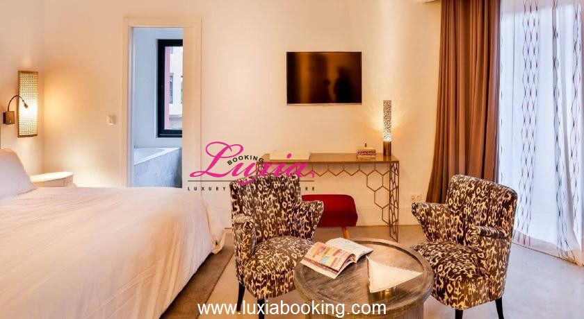 2 ciels boutique hotel marrakech marrakech for Booking design hotel