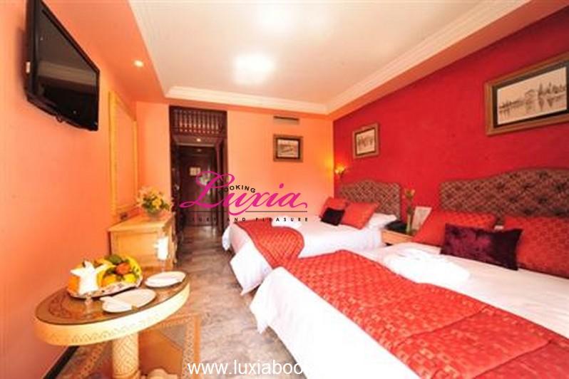 Hotel El Andalous Marrakech Telephone