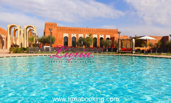 Hotel  Etoiles Marrakech All Inclusive