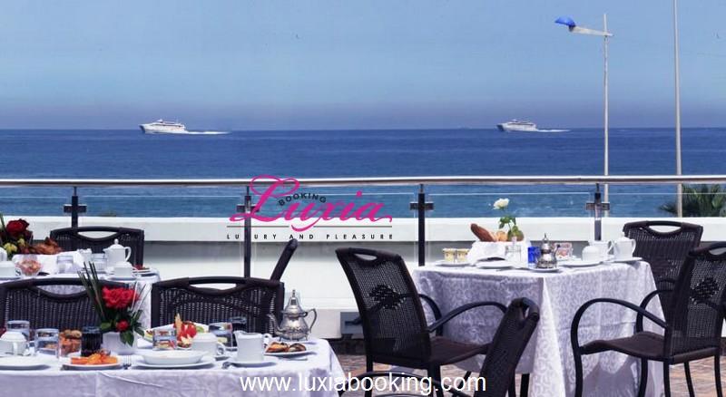 Hotel Grand Mogador Sea View Amp Spa Tanger Tanger