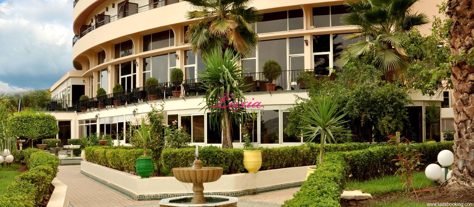 Hotel menzeh zalagh city center fes for Hotel bon prix