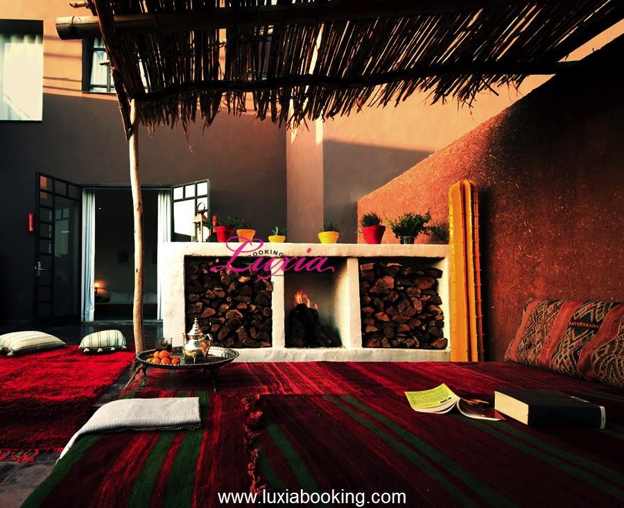 Hotel fellah marrakech marrakech for Hotels 5 etoiles marrakech