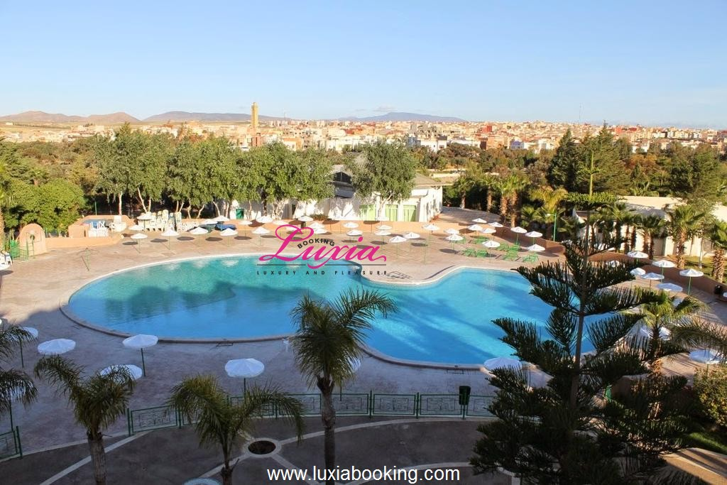 Hotel isly golf oujda for Reservation hotel pas cher