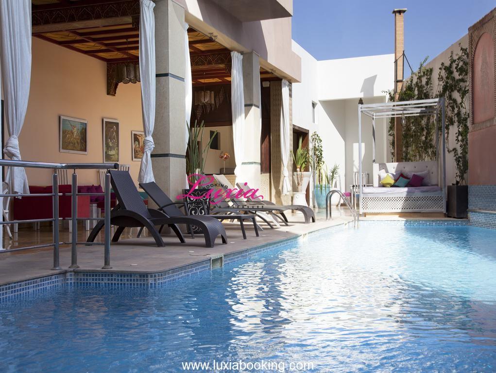 Hotel lawrence d 39 arabie marrakech for Hotel marrakech pas cher avec piscine