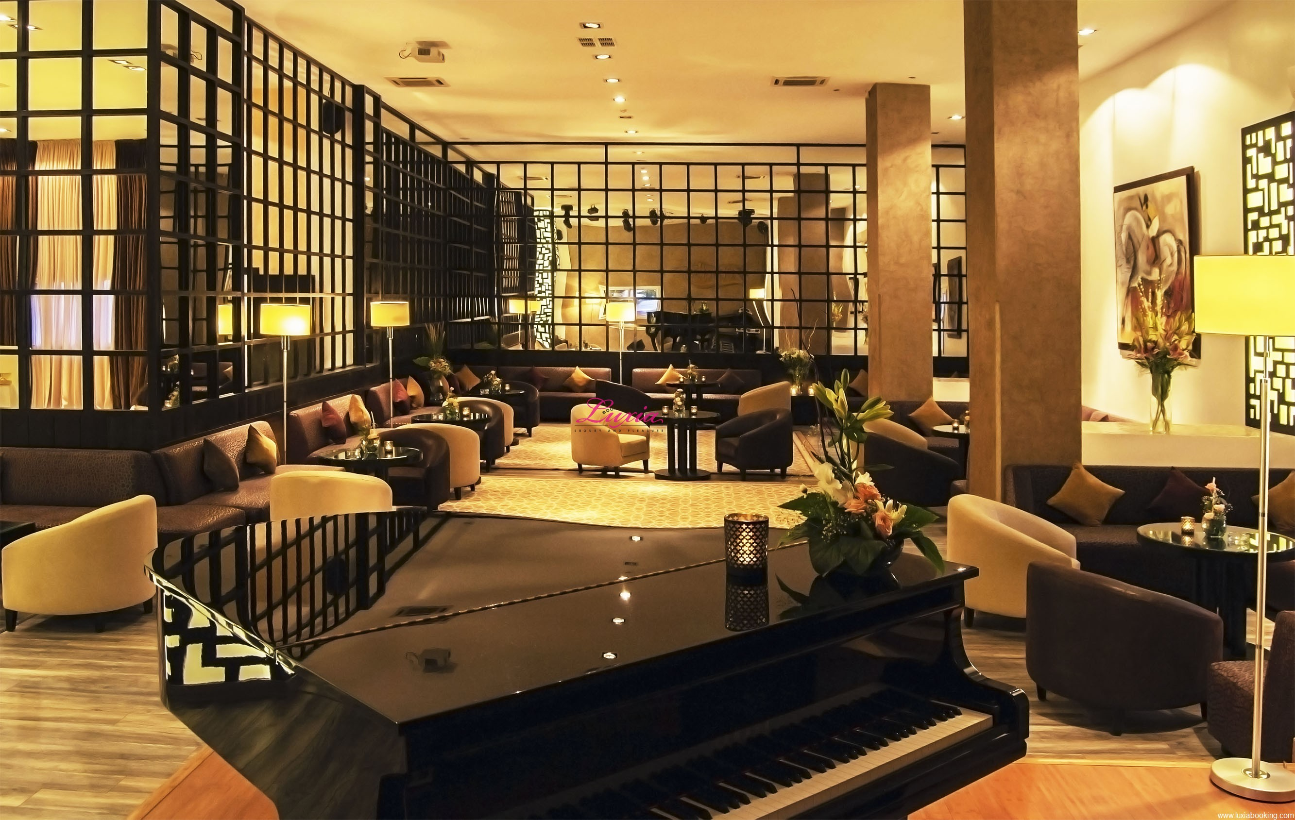 Hotel andalucia golf and spa tanger tanger for Hotel quatre etoiles