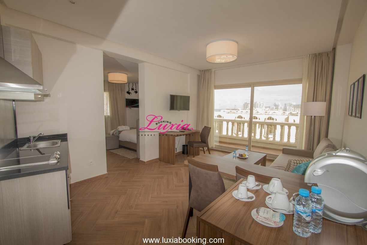 Melliber appart hotel casablanca for Location hotel pas cher