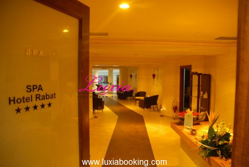 Hotel rabat rabat for Appart hotel 5 etoiles