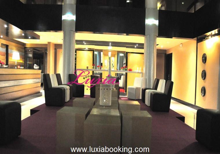 Hotel luxe agadir bord mer