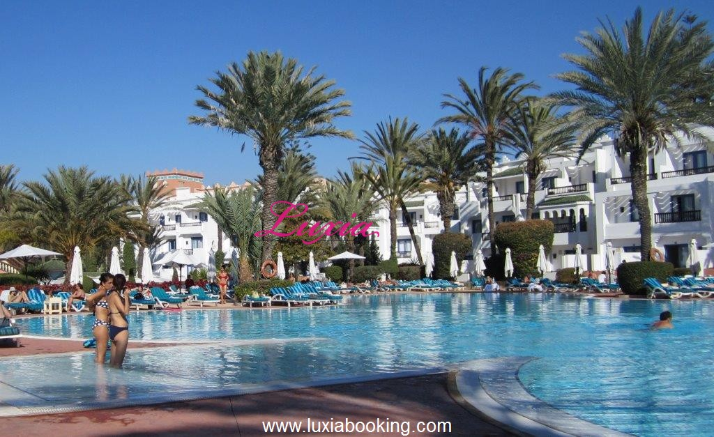 Hotel Atlantic Palace Golf Amp Thalasso Resort Agadir