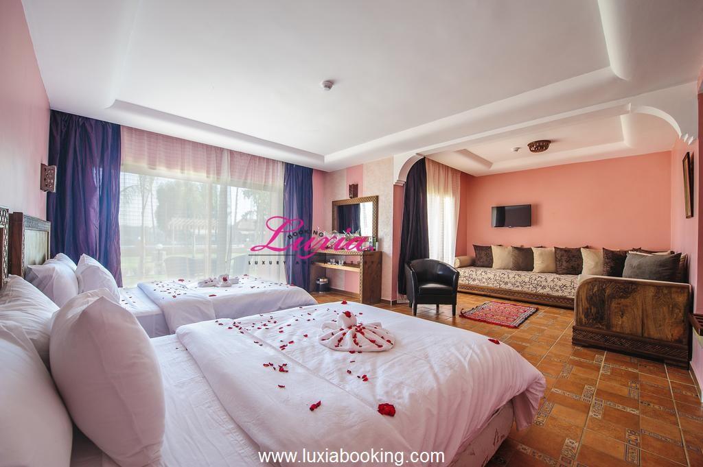 Hotel dar eddaya k nitra for Appart hotel kenitra