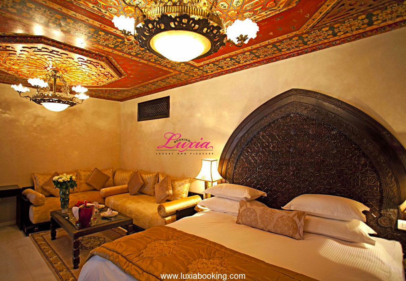 Palais sheherazade fes for Reservation hotel luxe