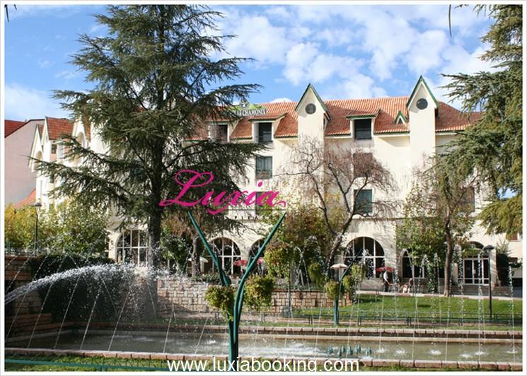 Hotel le chamonix ifrane for Hotel tarif reduit