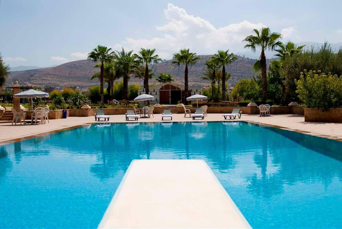 Beni Mellal Morocco  city photo : Hotel Ouzoud Beni Mellal   Beni Mellal