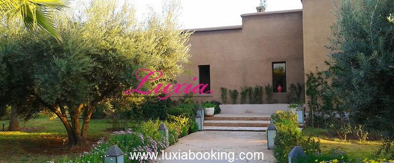 Location Villa Maroc Pas Cher