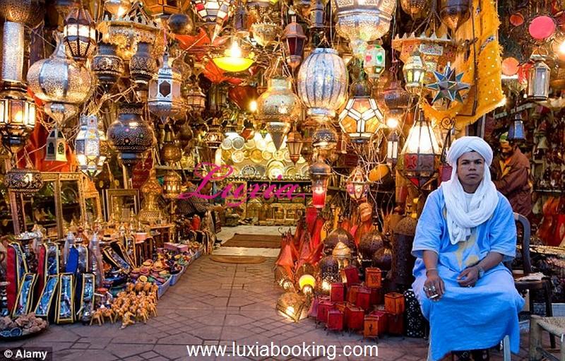 Riad Dar Naciria Marrakech