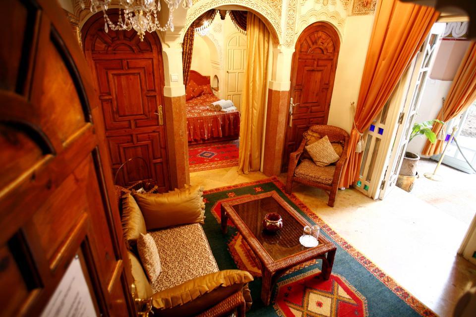 riad catalina marrakech. Black Bedroom Furniture Sets. Home Design Ideas