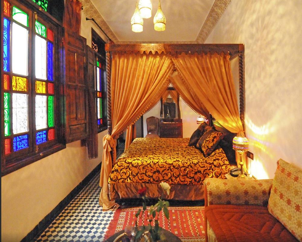 Salle De Bain Fes Maroc ~ riad dar chrifa fes