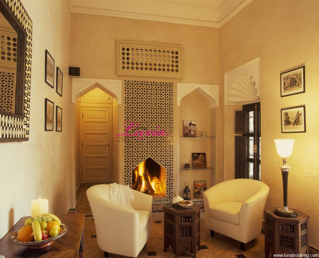M: Riad Les Cigognes - Marrakech, Maroc