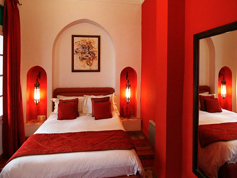 riad la maison rouge marrakech. Black Bedroom Furniture Sets. Home Design Ideas