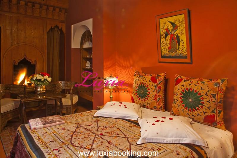 Riad monika de saint ay marrakech for Riad medina marrakech avec piscine