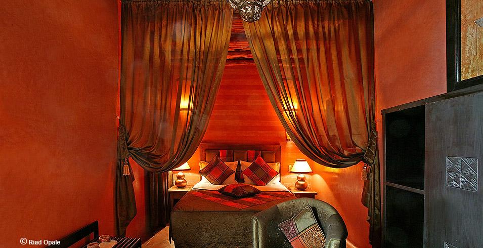 Riad opale marrakech - Decoration douche marocain ...