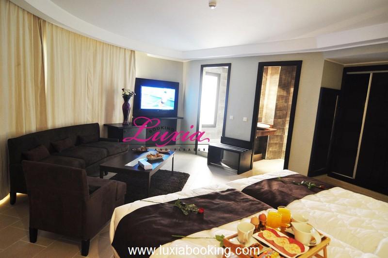 Tempoo hotel marrakech city center marrakech for Hotels 5 etoiles marrakech