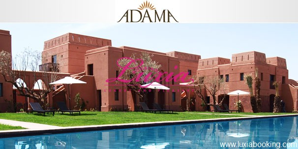 Avis Hotel Adama Resort Marrakech