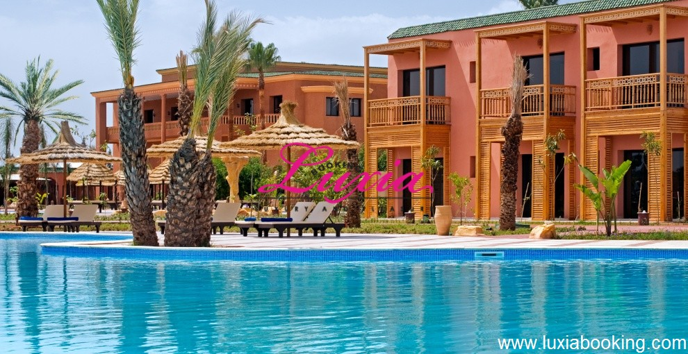 Hotel labranda aqua fun family club aquapark marrakech for Club rabat piscine