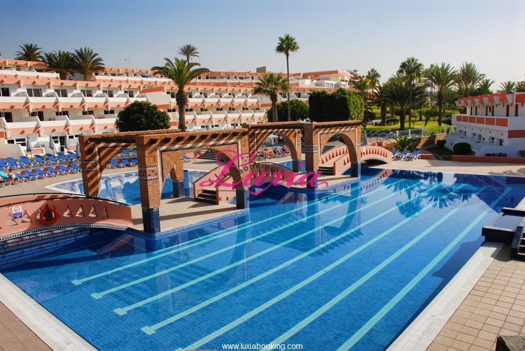 Hotel Club Almoggar Garden Beach Agadir Agadir