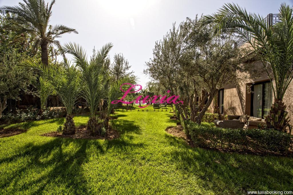 Hotel palais jena spa marrakech for Jardin tecina booking