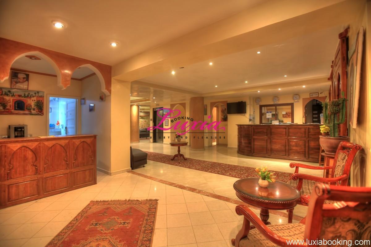 hotel mont gueliz spa marrakech. Black Bedroom Furniture Sets. Home Design Ideas